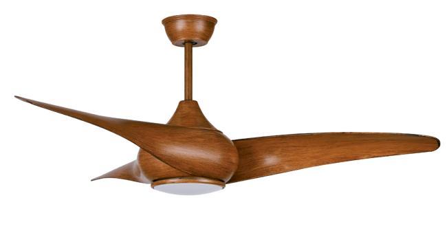 Ventilador de techo sulion montecarlo ventiladores - Ventiladores de techo rusticos ...