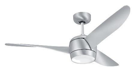 Ventilador de techo impala niquel de sulion ventilador motor dc - Motores de ventiladores de techo ...