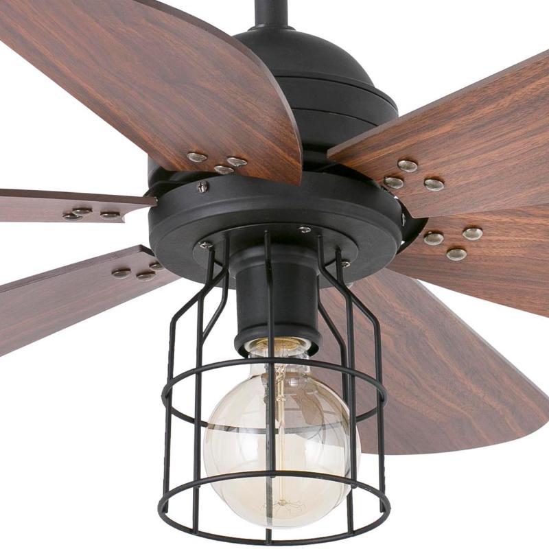 Ventilador faro chicago ventiladores de techo vintage 33703 - Ventilador de techo vintage ...
